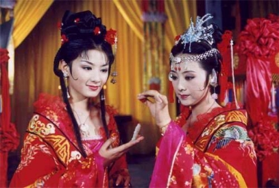 Image result for Lên Nhầm Kiệu Hoa Được Chồng Như Ý gif